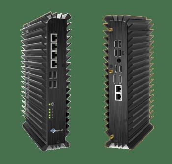 Компания CompuLab выводит на рынок мощный миниатюрный безвентиляторный сервер MicroSVR на базе процессоров 3-го поколения Intel Core i7