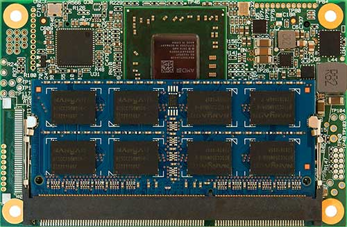 COMEX-A420: AMD Embedded G-Series и E-Series, COM Express Mini Type-10