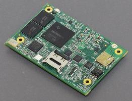 Компьютер-на-модуле CM-T3730 от CompuLab