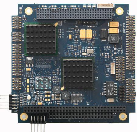 Плата CPU-1440 в формате PC/104+ с поддержкой ISA  и DOS от  Eurotech: поддержка проектов с длительным жизненным циклом для военных, транспортных и авиационных приложений