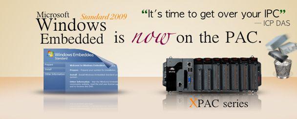 Контроллеры нового поколения XPAC-8000 от ICP DAS теперь могут работать под управлением ISaGRAF 5 и ISaGRAF 6