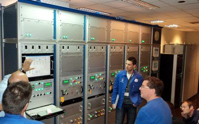 EDF CIPN: RENOVATION OF THE CONTROL SYSTEM