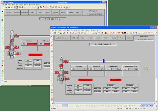 SCADA-пакет PcVue дает новую жизнь для приложений FactoryLink с минимальными затратами