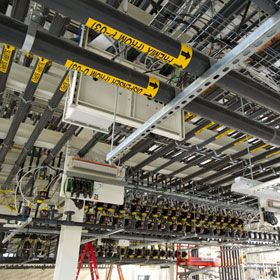 Крупнейший производитель лакокрасочной продукции в США вводит в строй новый завод с системой автоматизации на основе SCADA-пакета PcVue и среды программирования ISaGRAF