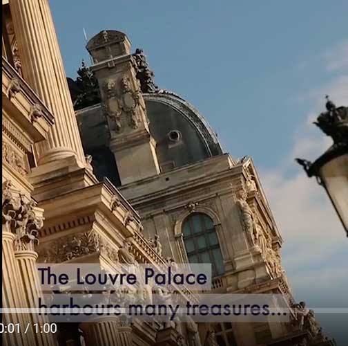 PcVue Solutions and Thalès behind the Louvre's new Treasure