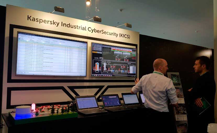 PcVue and Kaspersky Lab for Industrial Cybersecurity