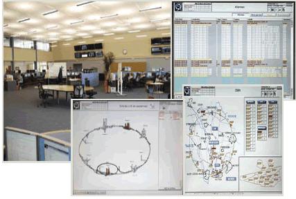SCADA-пакет PcVue – важнейшая составляющая интегрированной системы  RAMSES мониторинга радиационной обстановки окружающей среды Большого  Адронного Коллайдера в CERN