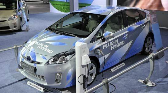 PcVue обеспечивает учет электроэнергии в проекте компании Toyota по тестированию плагина гибридных транспортных средств в Страсбурге