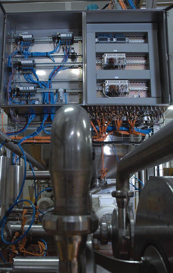 SCADA -пакет PcVue помогает в производстве продукции из томатов в Провансе