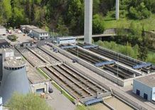 Станция  по водоочистке в немецком городе FREIBURG