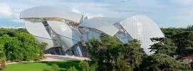 Музей современного искусства фонда Луи Виттон в Париже